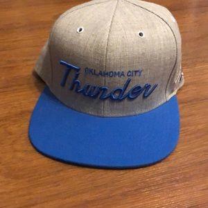 Oklahoma City thunder hat